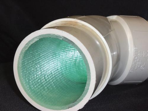 Flexible Pipe For Bladder Lining : Earthquake proof pipe lining supply