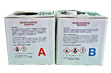 Quik-Coating Systems