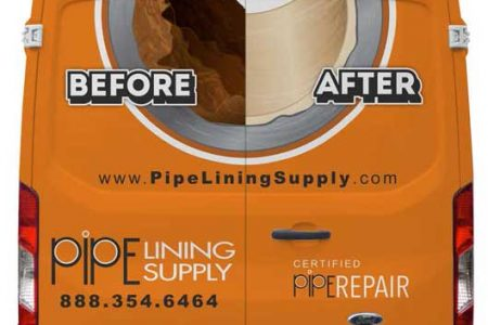 Exploring The Pipe Lining Supply Compact Lining & Coating Vehicle