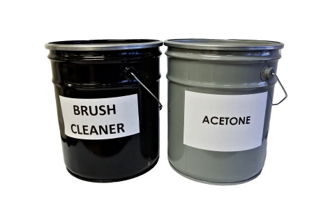 How Do I Keep My Coating Brushes Clean?