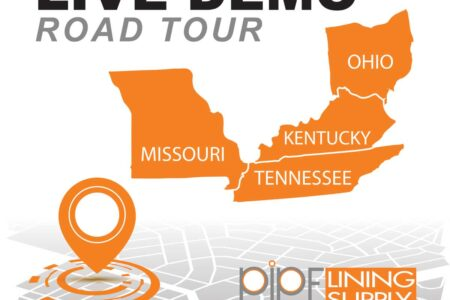 Live Demo Road Tour – Minnesota, Iowa, Michigan, Illinois, Indiana, Wisconsin Missouri, Ohio, Kentucky, Tennessee